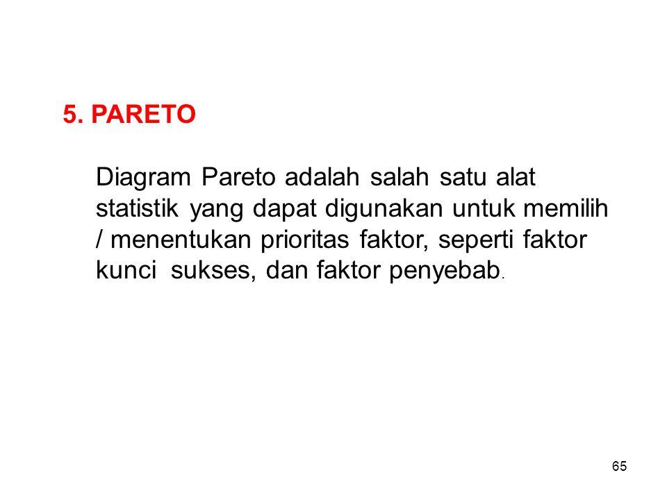 5. PARETO