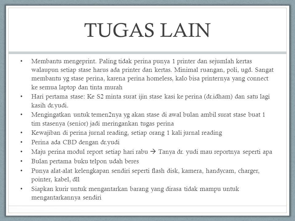 TUGAS LAIN