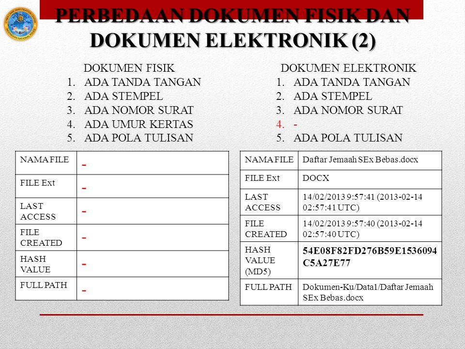 PERBEDAAN DOKUMEN FISIK DAN DOKUMEN ELEKTRONIK (2)