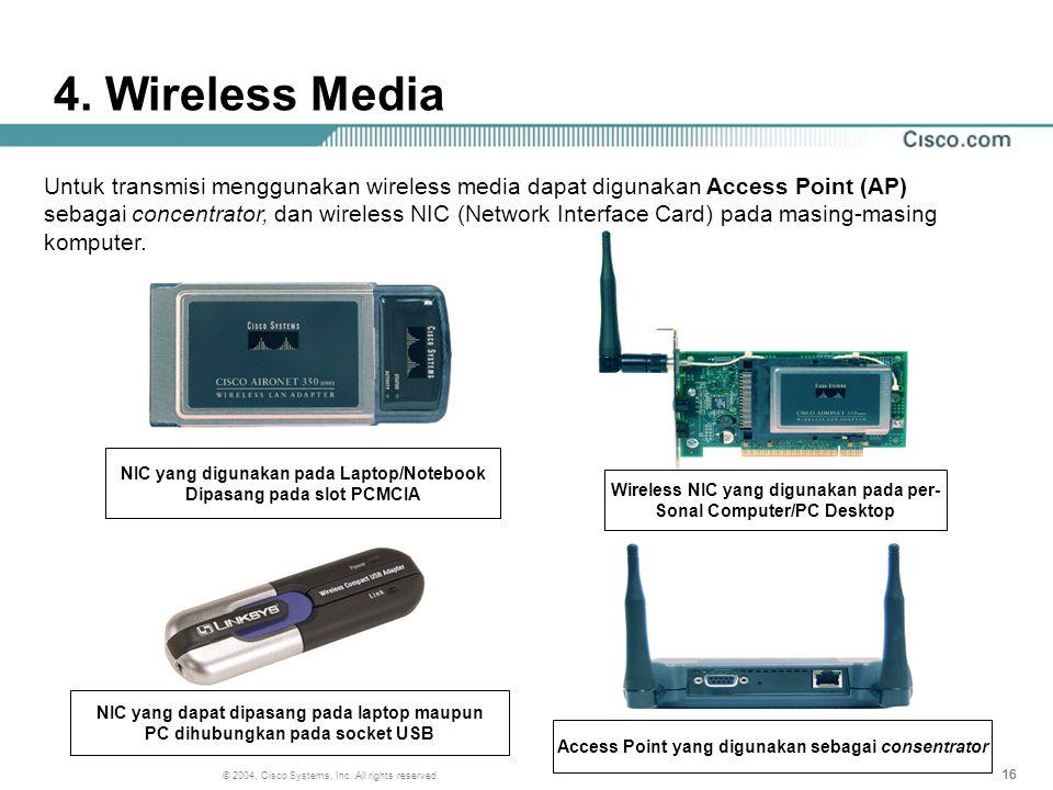 4. Wireless Media