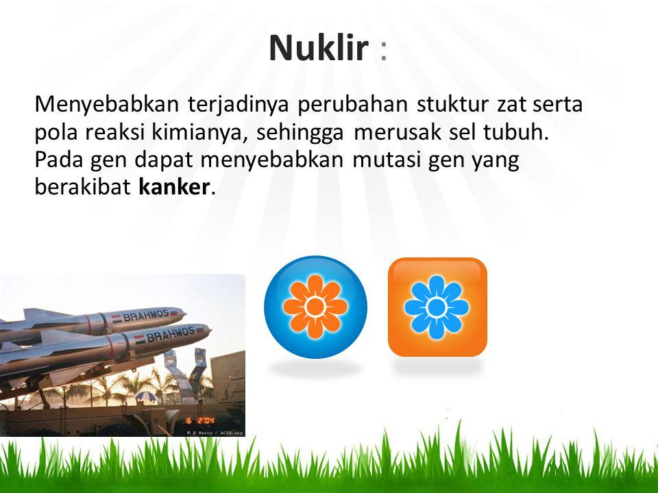 Nuklir :