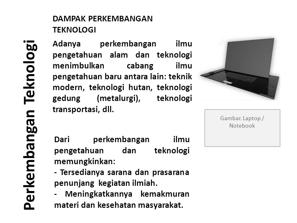 Gambar. Laptop / Notebook
