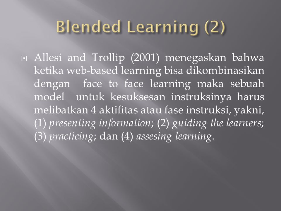 Blended Learning (2)