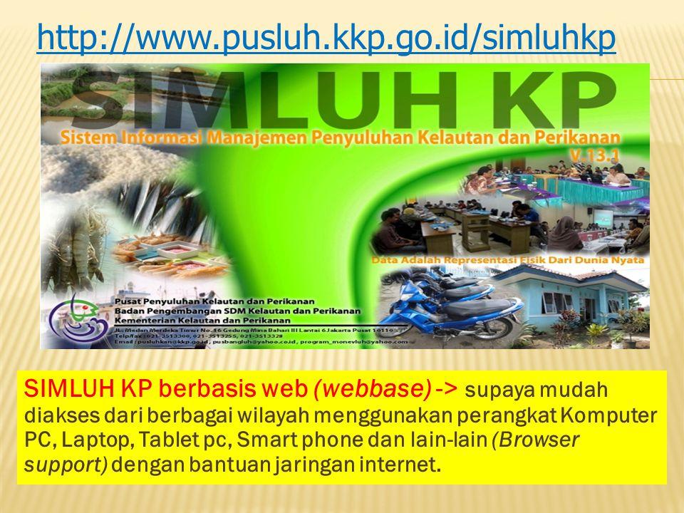 http://www.pusluh.kkp.go.id/simluhkp
