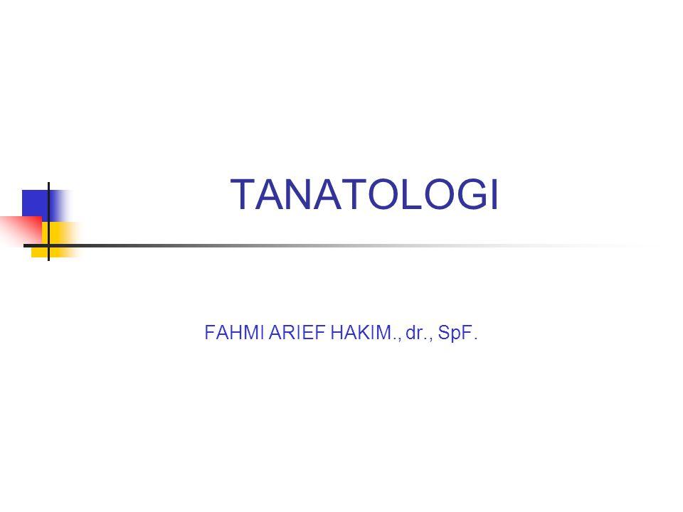 FAHMI ARIEF HAKIM., dr., SpF.