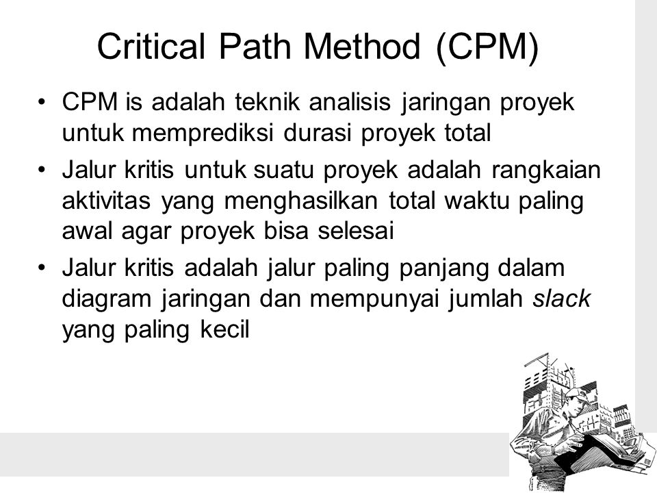 Pertemuan 6 manajemen waktu ppt download 18 critical ccuart Image collections