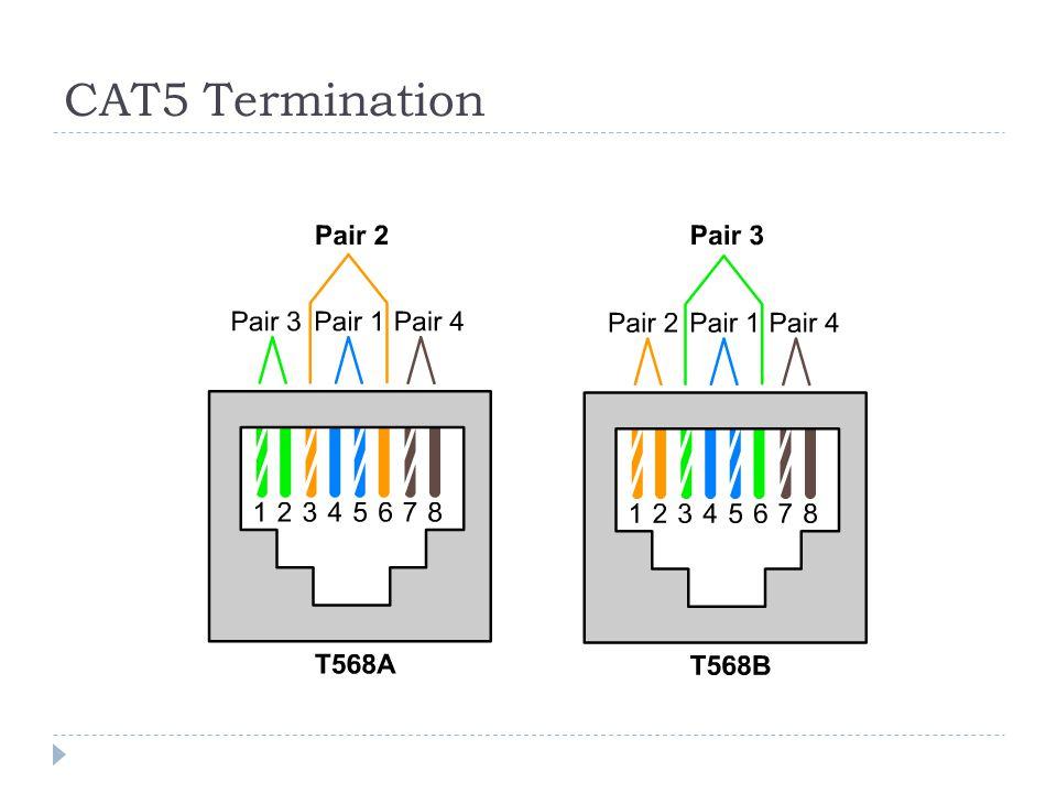 CAT5 Termination