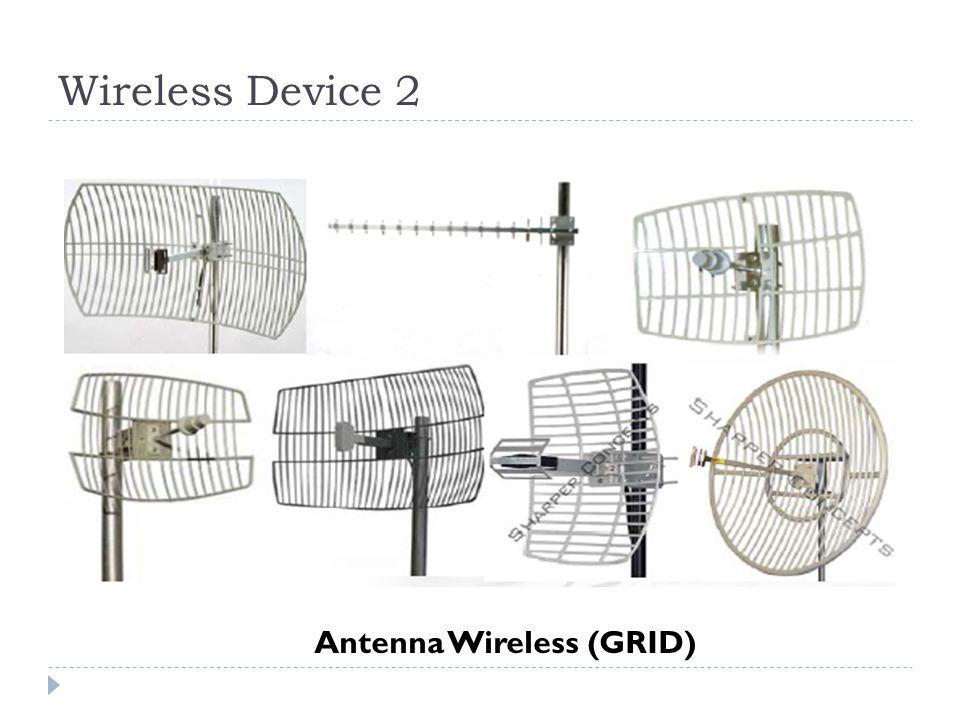 Wireless Device 2 Antenna Wireless (GRID)