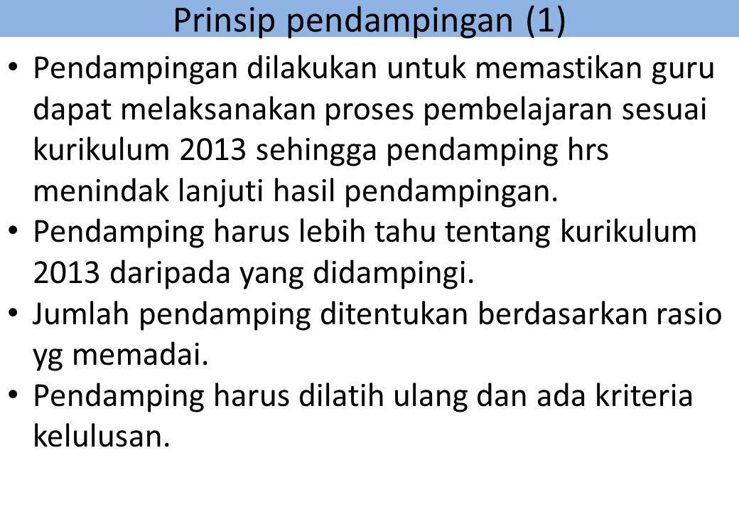 Prinsip pendampingan (1)