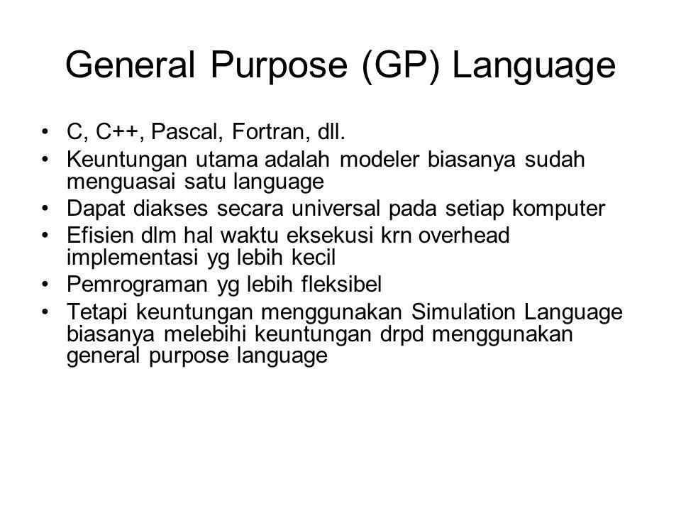 General Purpose (GP) Language