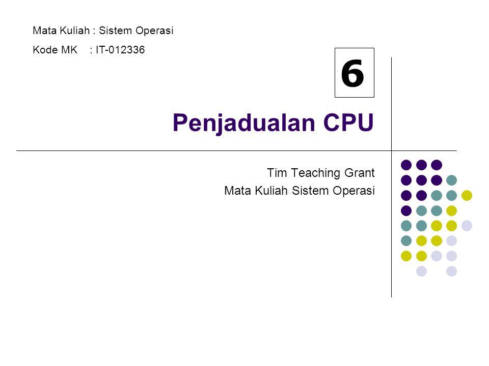 Tim Teaching Grant Mata Kuliah Sistem Operasi