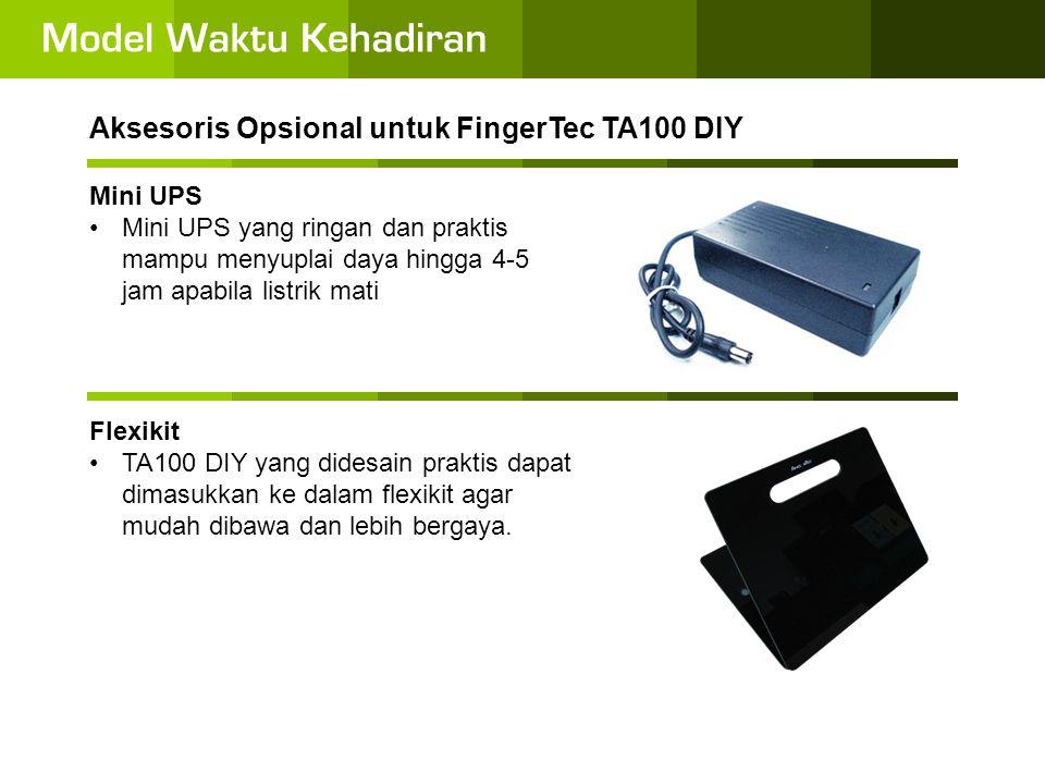 Aksesoris Opsional untuk FingerTec TA100 DIY