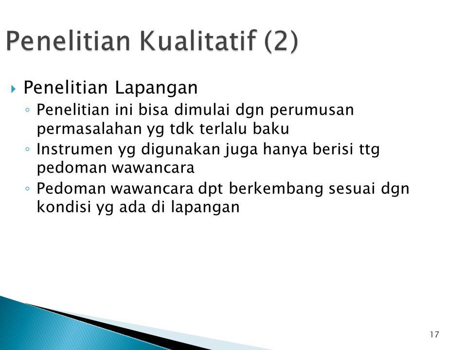 Penelitian Kualitatif (2)