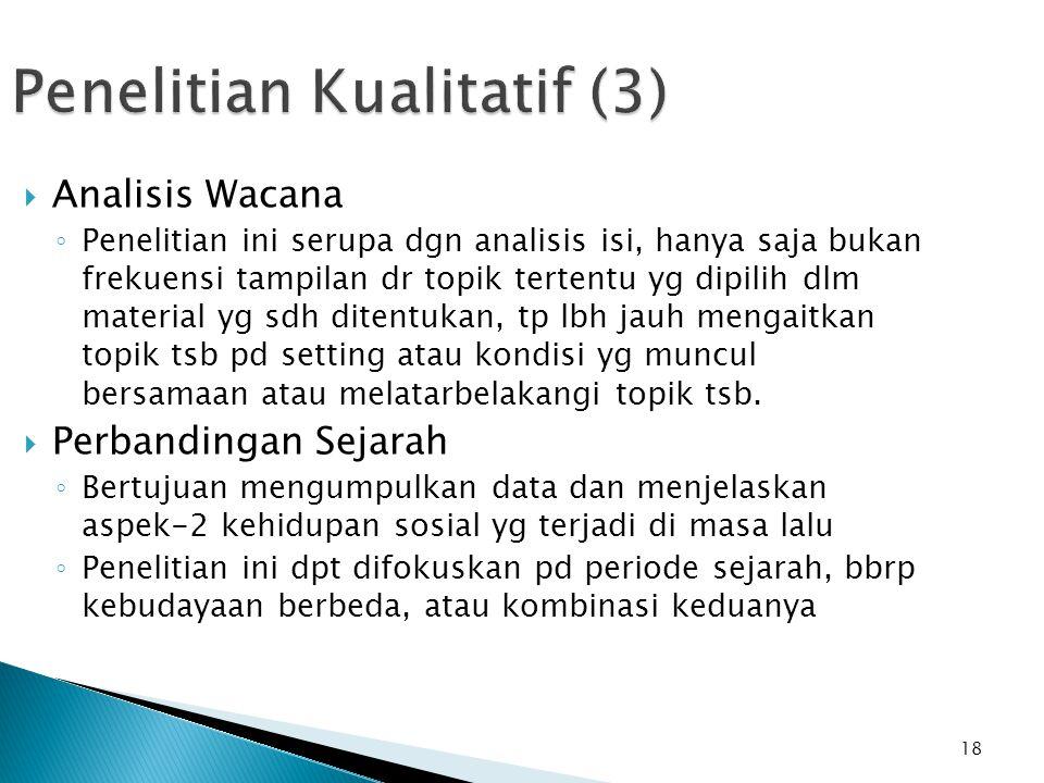 Penelitian Kualitatif (3)