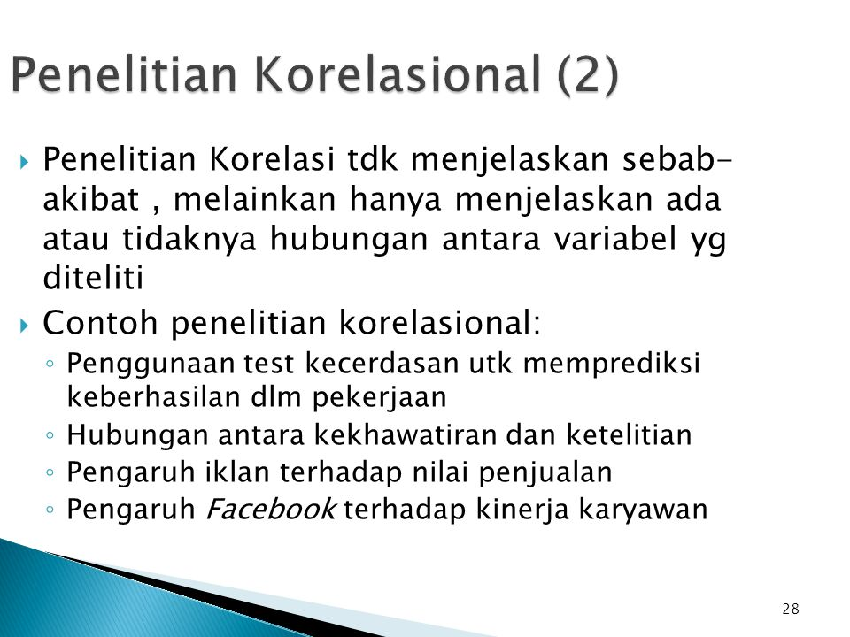 Penelitian Korelasional (2)