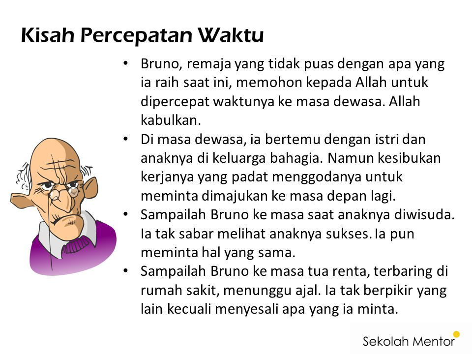 time management time management kisah percepatan waktu bruno