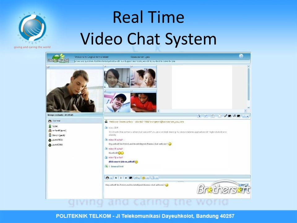 Real Time Video Chat System