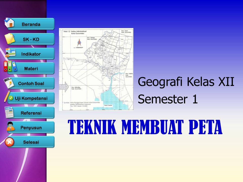 Geografi Kelas XII Semester 1