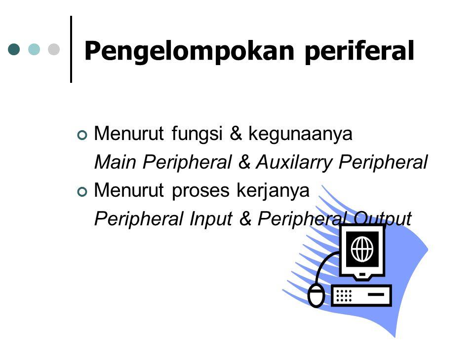 Pengelompokan periferal