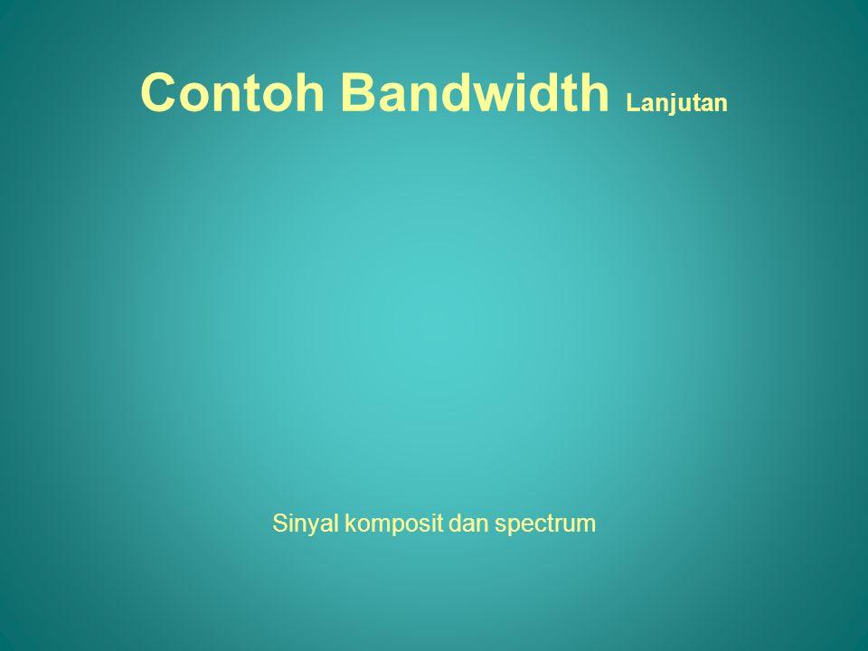 Sinyal komposit dan spectrum