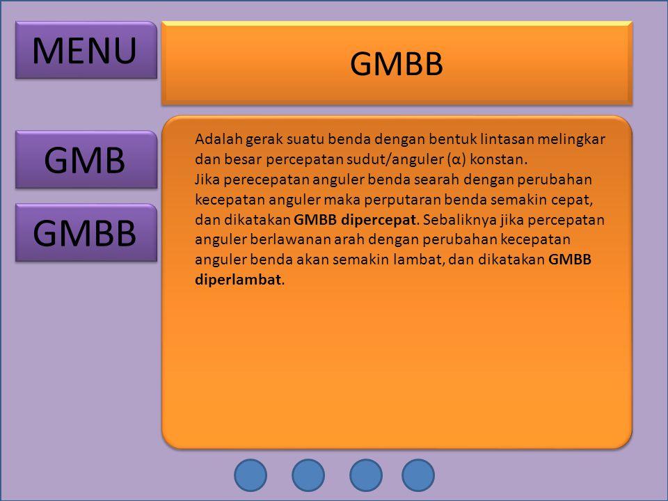MENU GMBB.
