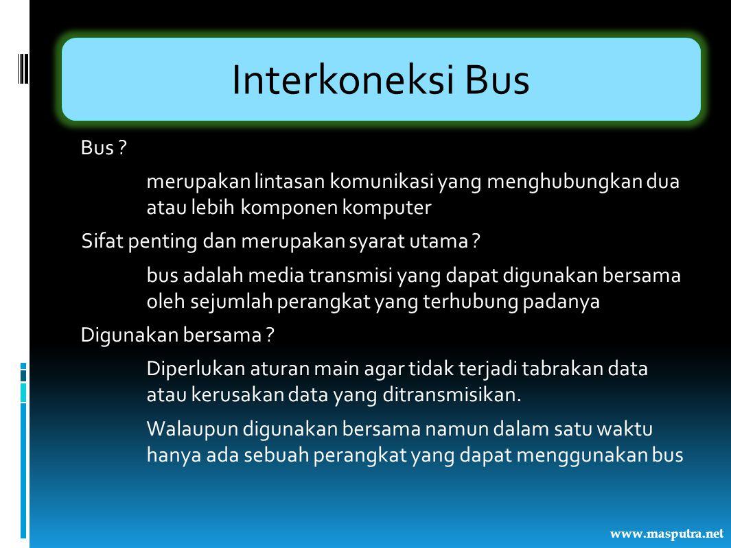 Interkoneksi Bus