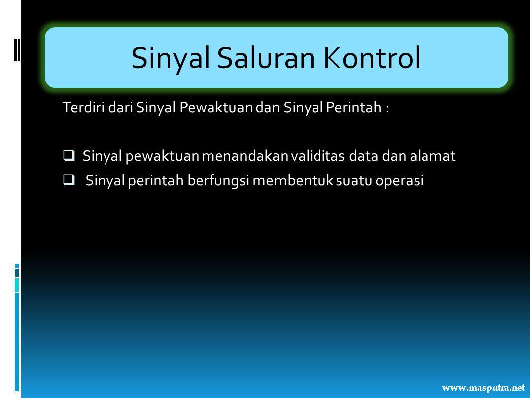 Sinyal Saluran Kontrol