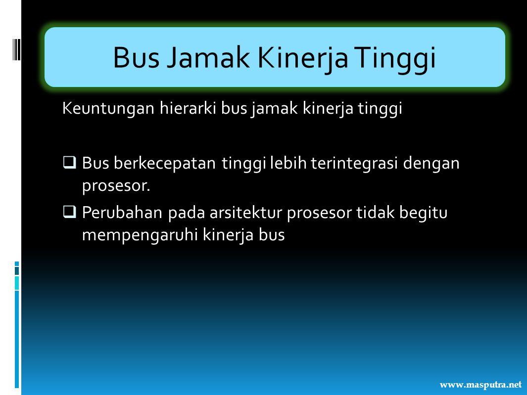 Bus Jamak Kinerja Tinggi
