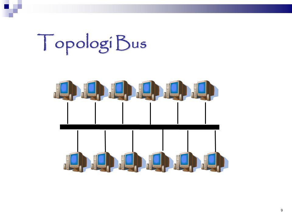 Topologi Bus 9