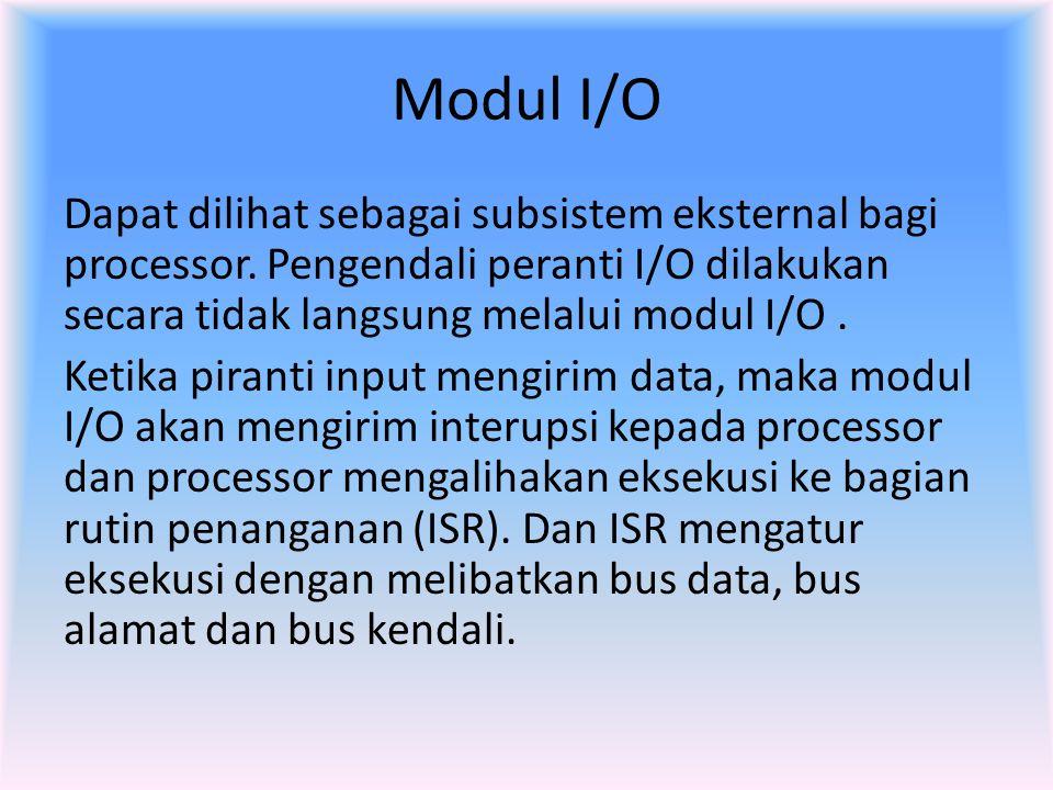 Modul I/O