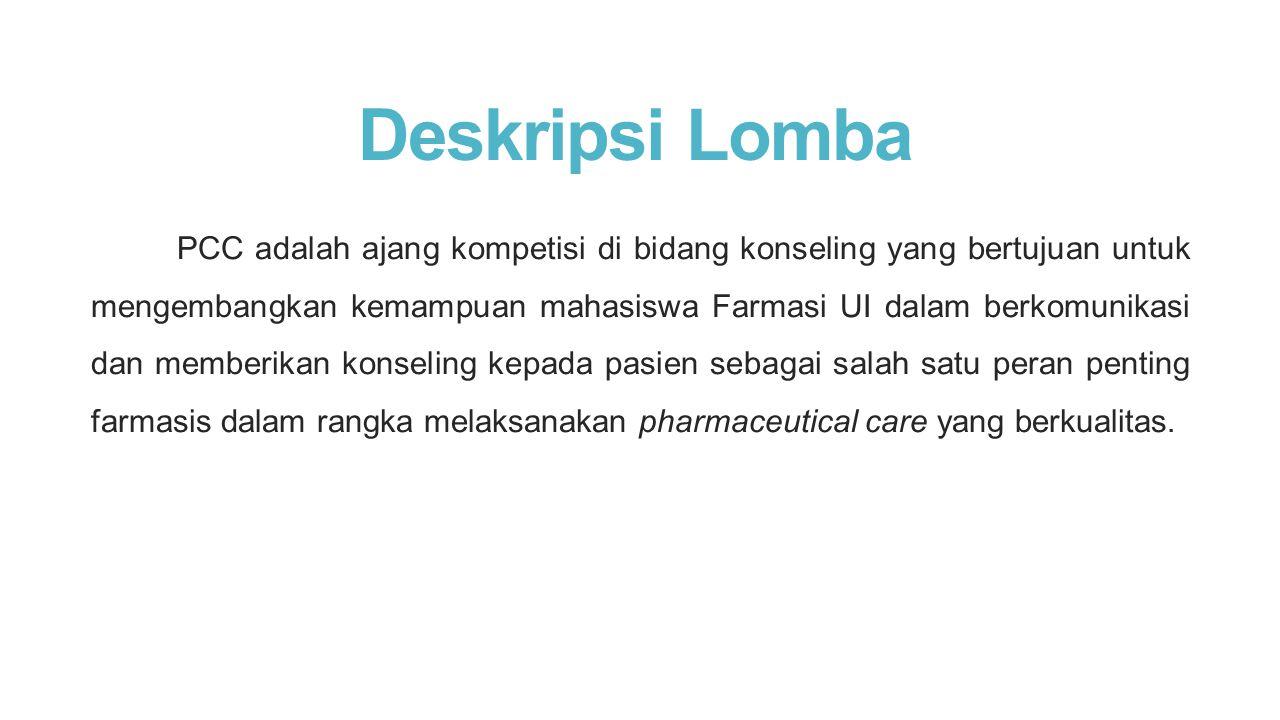 Deskripsi Lomba
