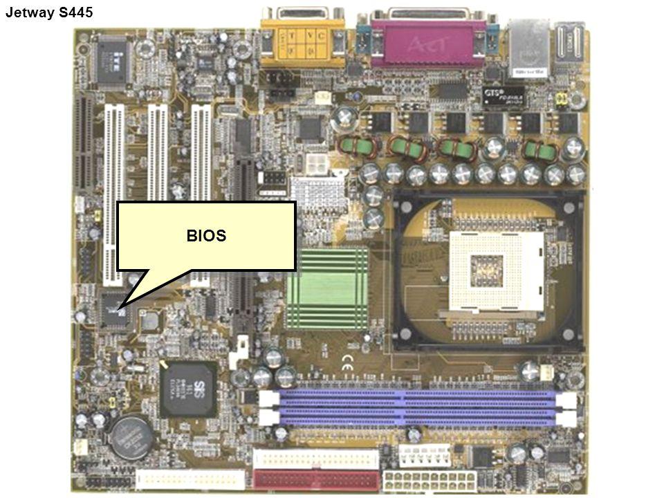 Jetway S445 BIOS