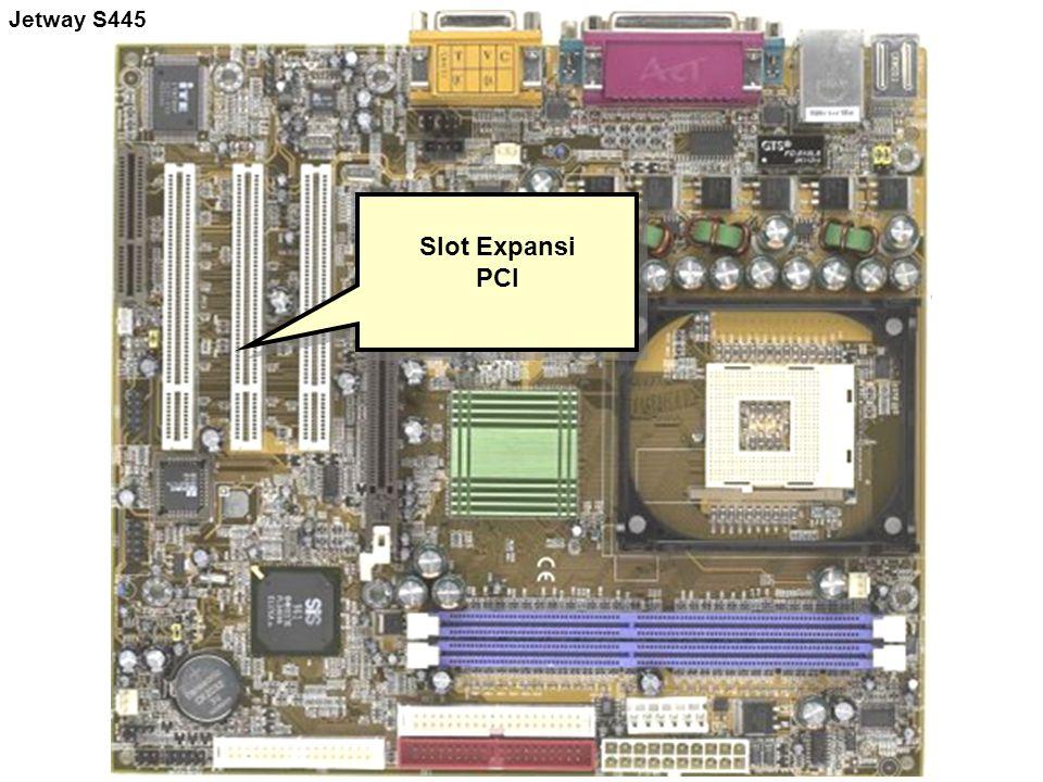 Jetway S445 Slot Expansi PCI