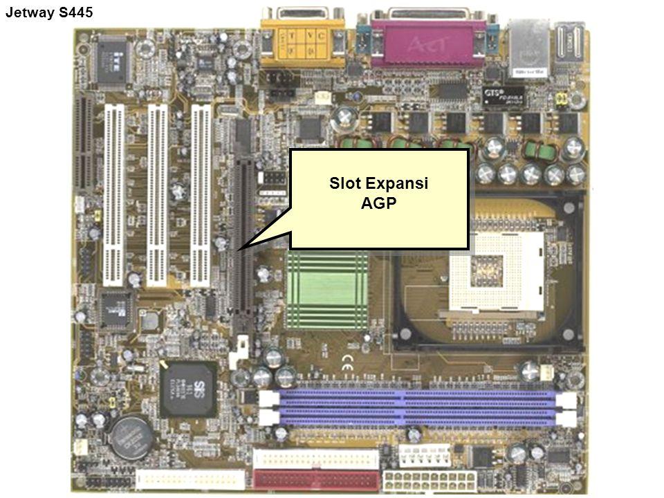 Jetway S445 Slot Expansi AGP
