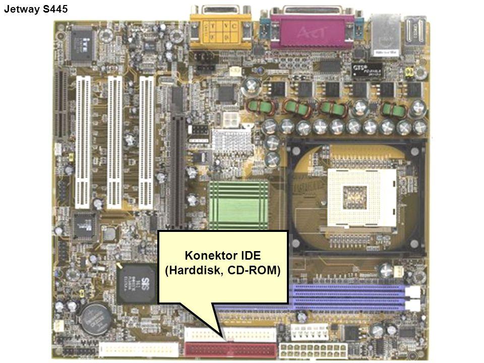 Konektor IDE (Harddisk, CD-ROM)