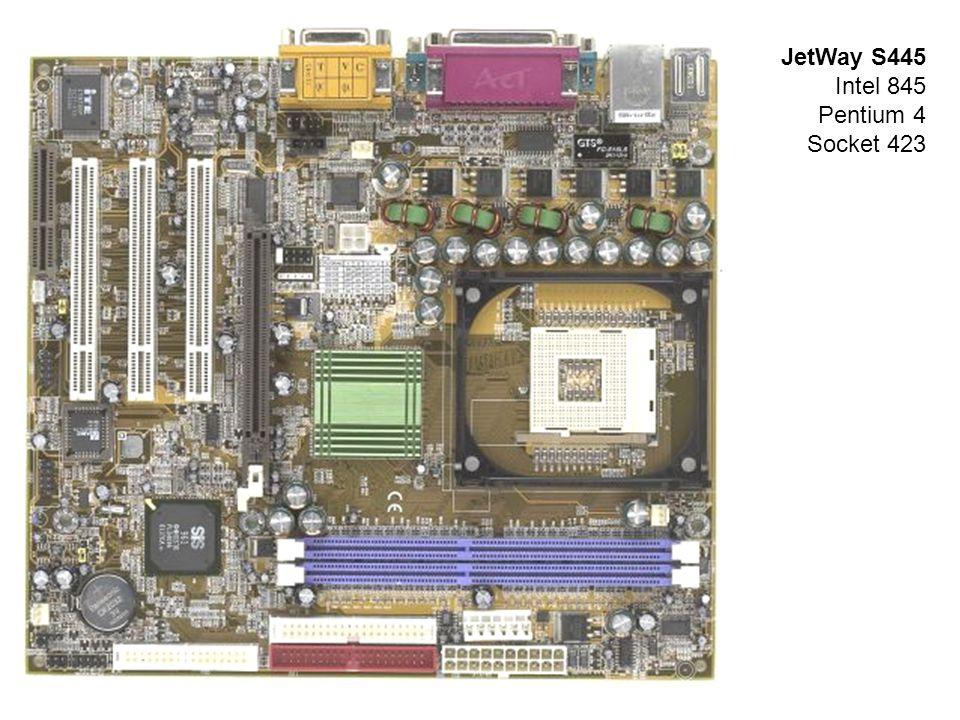 JetWay S445 Intel 845 Pentium 4 Socket 423