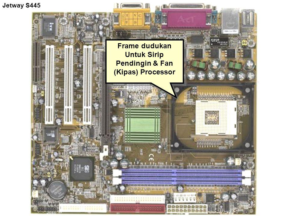 Untuk Sirip Pendingin & Fan (Kipas) Processor