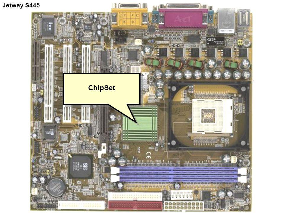 Jetway S445 ChipSet
