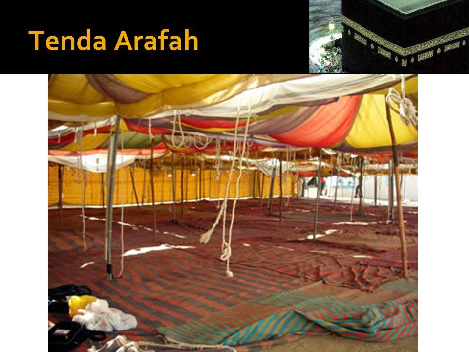 Tenda Arafah