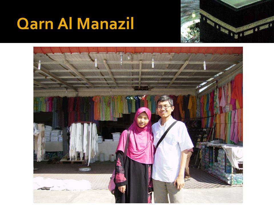 Qarn Al Manazil
