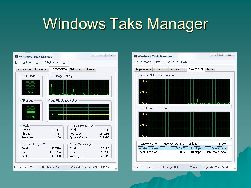 Windows Taks Manager
