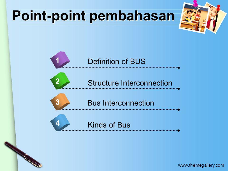 Point-point pembahasan