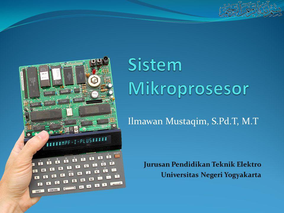 Ilmawan Mustaqim, S.Pd.T, M.T