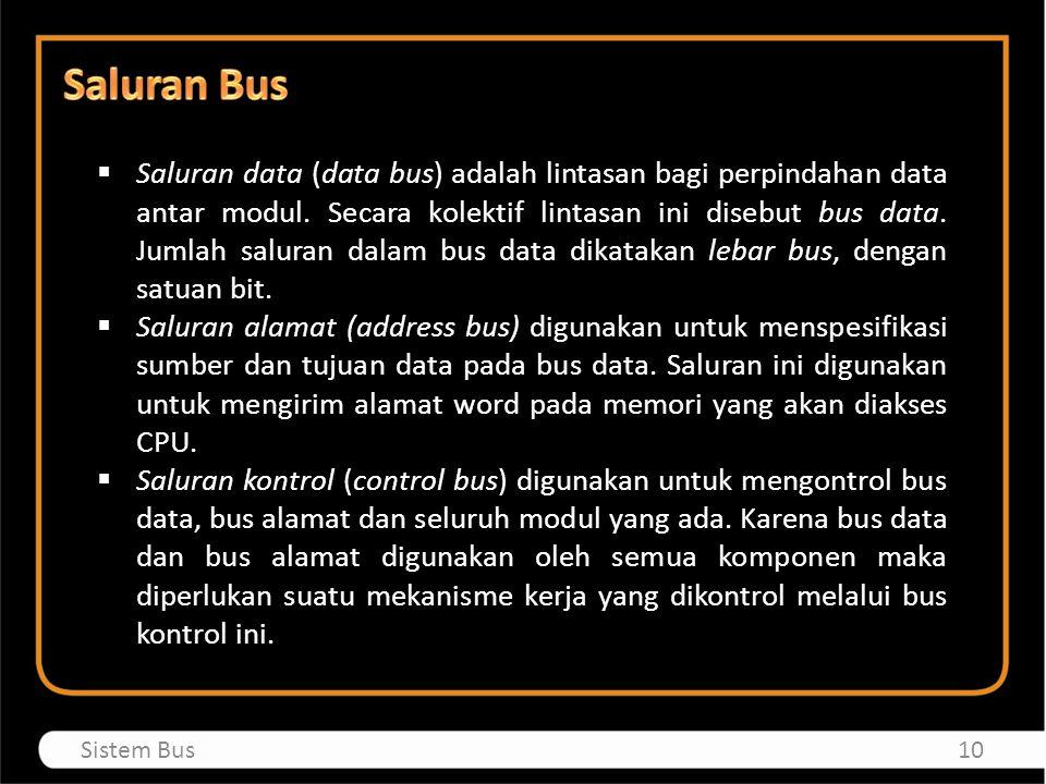 Saluran Bus
