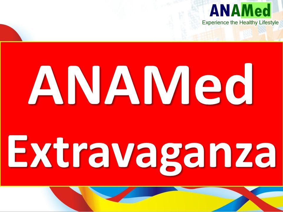 ANAMed Extravaganza