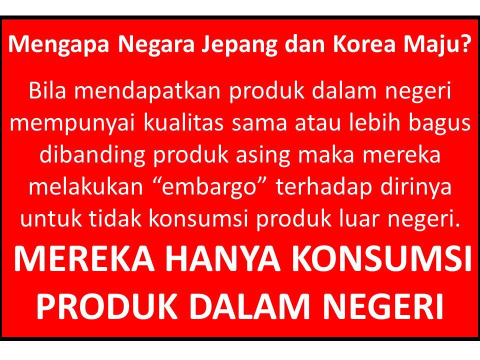 Mengapa Negara Jepang dan Korea Maju