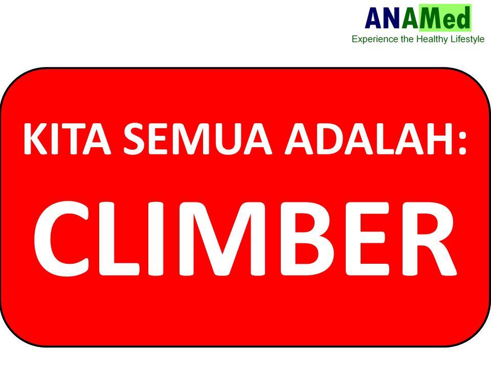 KITA SEMUA ADALAH: CLIMBER