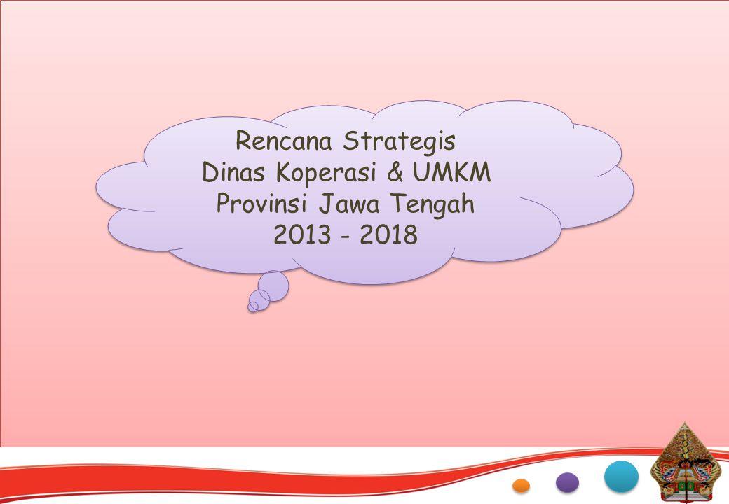 Dinas Koperasi & UMKM Provinsi Jawa Tengah