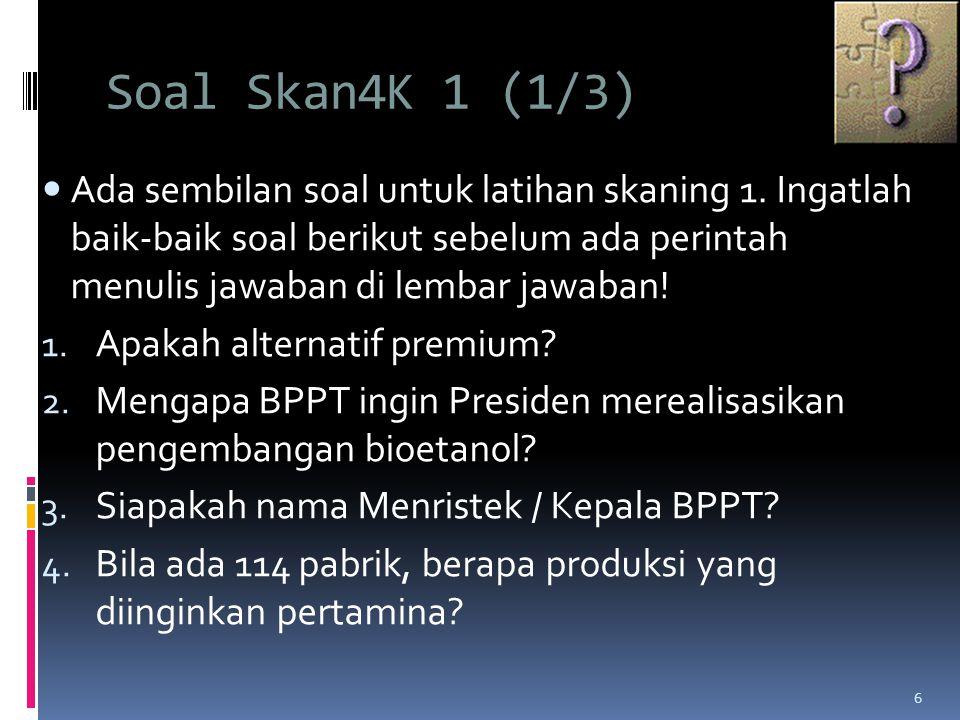 Soal Skan4K 1 (1/3)