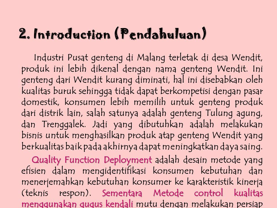 2. Introduction (Pendahuluan)